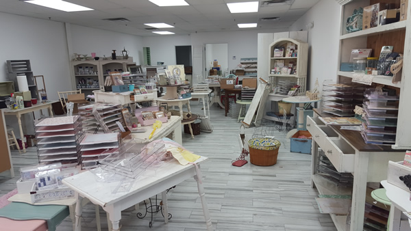 New Store Progress and a Thank You!