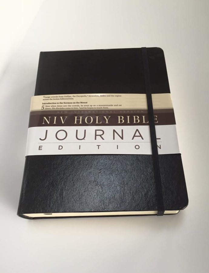 Bible Journaling – Starting 2-7-2016