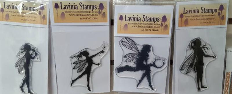 Lavinia Stamps & SceneScapes Are Here!