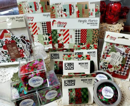 Fall Holiday Products In the House