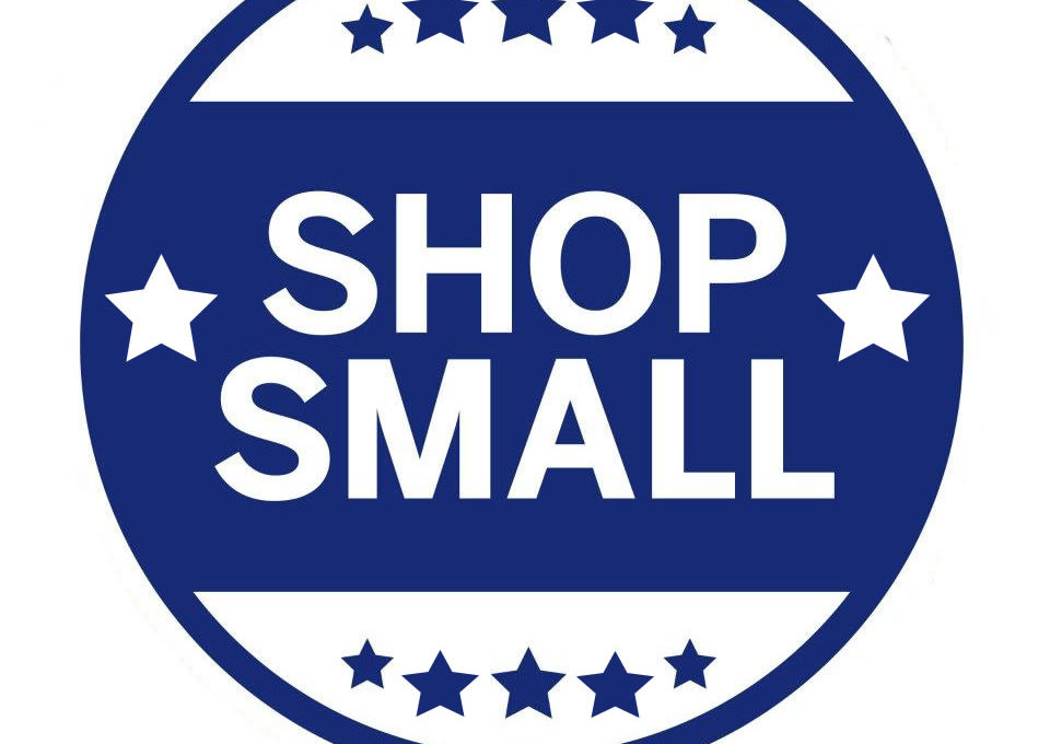 Black Friday and Shop Small Saturday