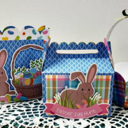 Easter Treat Boxes and Bags