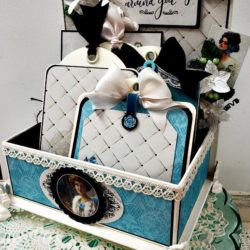Glamour Girl Keepsake Box