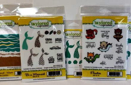 New Products: Whimsy, Taylored Expressions and more