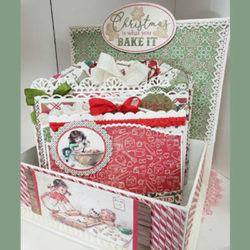 Christmas Recipe Box